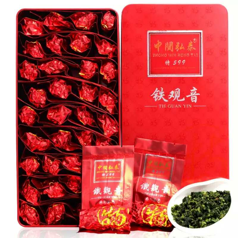 Organic Chinese Health Tea Tie Guan Yin Oolong Tea